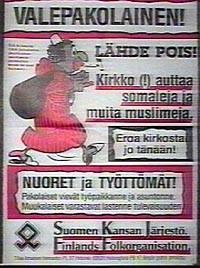 Finska folkorganisationen
